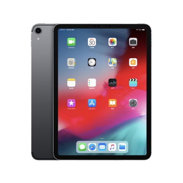 Apple iPad Pro 11吋 WIFI 64G/256G/512G/1TB 銀/灰 (2018) 蝦皮24h現貨