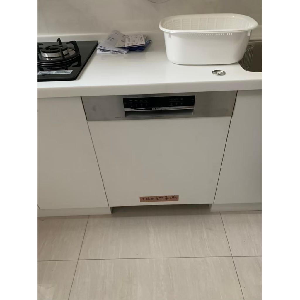 台中實體店面經銷商BOSCH獨立式洗碗機 SMI68JS00X 另 SMI45IW00X SMI53D02TC 菲雪品克