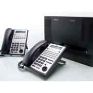 NEC SL1000總機螢幕話機IP4WW-12TXH 12 鍵顯示型 (黑)