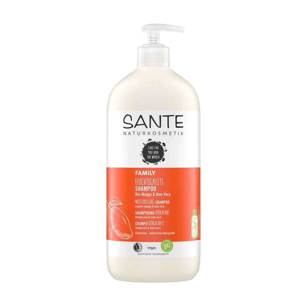 德國 Sante 沙達 芒果保濕洗髮露 950ml (SA294)