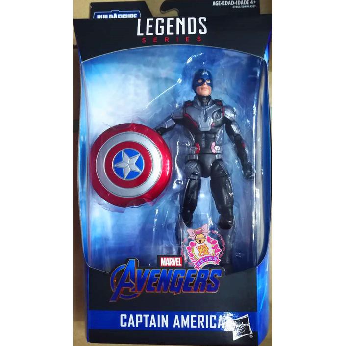 ❅◑✓漫威 Marvel Legends 復聯4 終局之戰 量子戰服 美隊 美國隊長