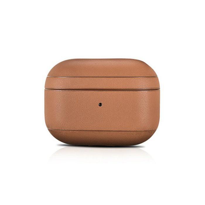 促銷 藍芽耳機保護殼 ICARER Apple AirPods Pro 納帕紋真皮保護套 耳機保護殼 耳機盒 真皮保護套
