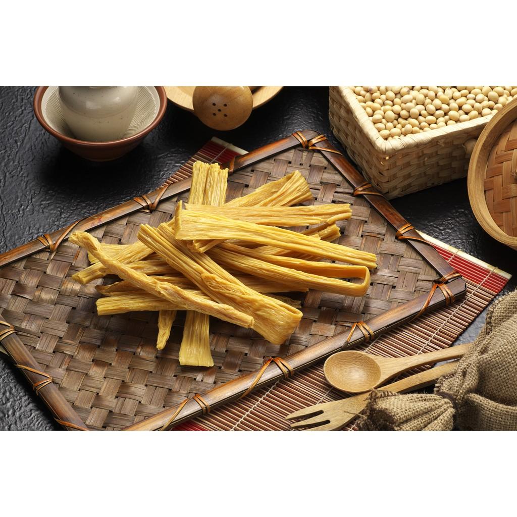 豆世界-低糖腐竹(非基因改造)