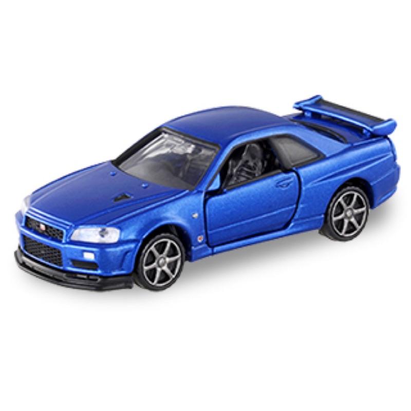 全新現貨無盒 No. 11 Nissan Skyline GT-R V-SPECII Tomica Premium