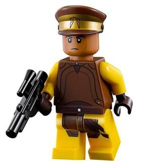 【台中翔智積木】LEGO 樂高 星際大戰 75058 Naboo Security Guard (sw0594) 台中市