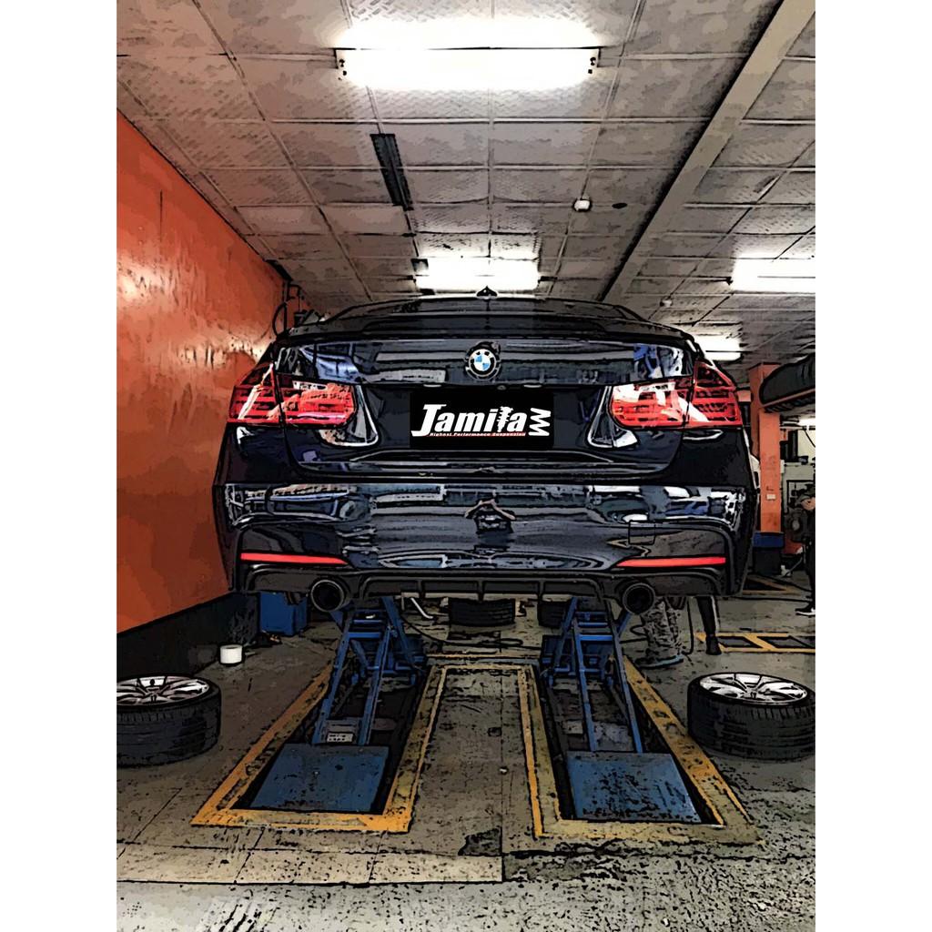 Jamila-倒叉避震器 BMW M3 E30 E36 E46 E90 E92 F30 F80 G20 F34 3GT