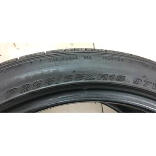 【優質輪胎】NEXEN AU5_265/ 35/ 18_單條16年六五成新(胎紋約4.6mm_265-35-18)三重區 新北市