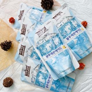 【蜜莉の購物車】現貨)韓國進口JARDIN CAFE REAL藍檸檬汁100%濃縮檸檬冰茶隨身包 高雄市