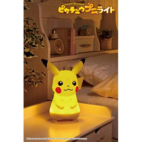 日本 皮卡丘互動式夜燈 會說話跳舞 三段式亮度 神奇寶貝 保可夢 小夜燈 燈飾 ❤JP Plus+
