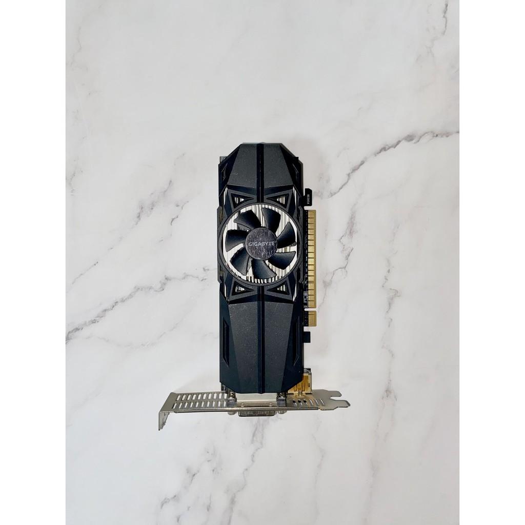 【黑科技電腦】技嘉GeForce® GTX 1050 Ti OC LP 4G 顯示卡 / 功能正常 /卡況良好
