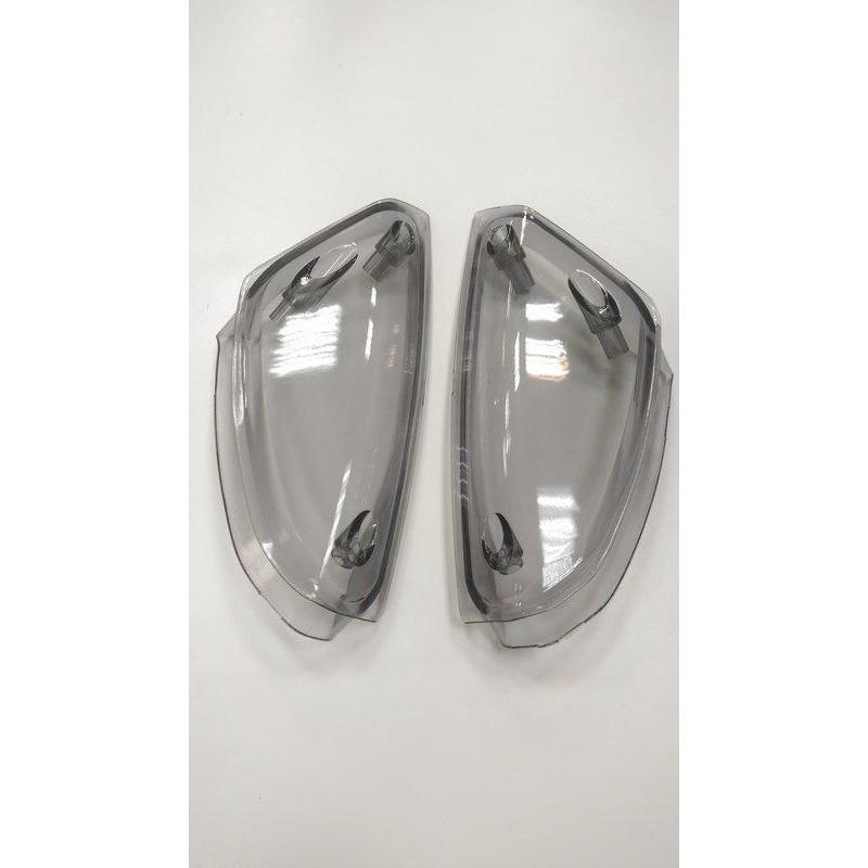 正MOTO E-GIN部品 光陽 MANY100/110 後方向燈 後方向燈殼 透明黑色