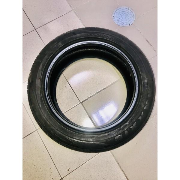 輪胎Maxxis i-eco 215/55/R17 18年28週 只有一條