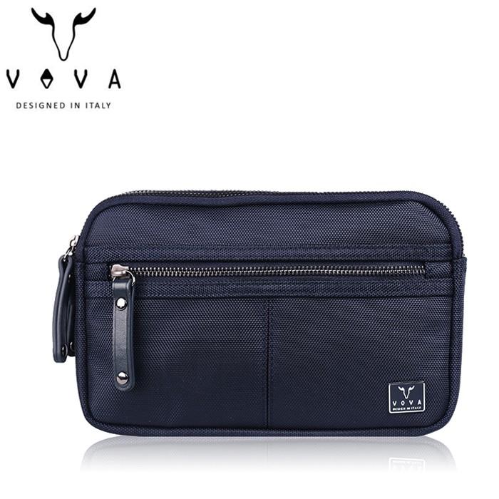 VOVA 天際系列手拿包 VA117S13BL 天際藍