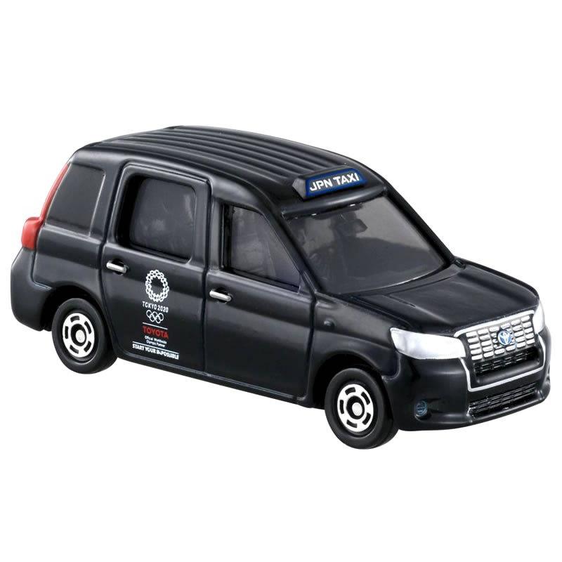 【Luxury】 現貨在台 日本 2020 東京奧運 限定 紀念車 Toyota 計程車 tomica 日本空運