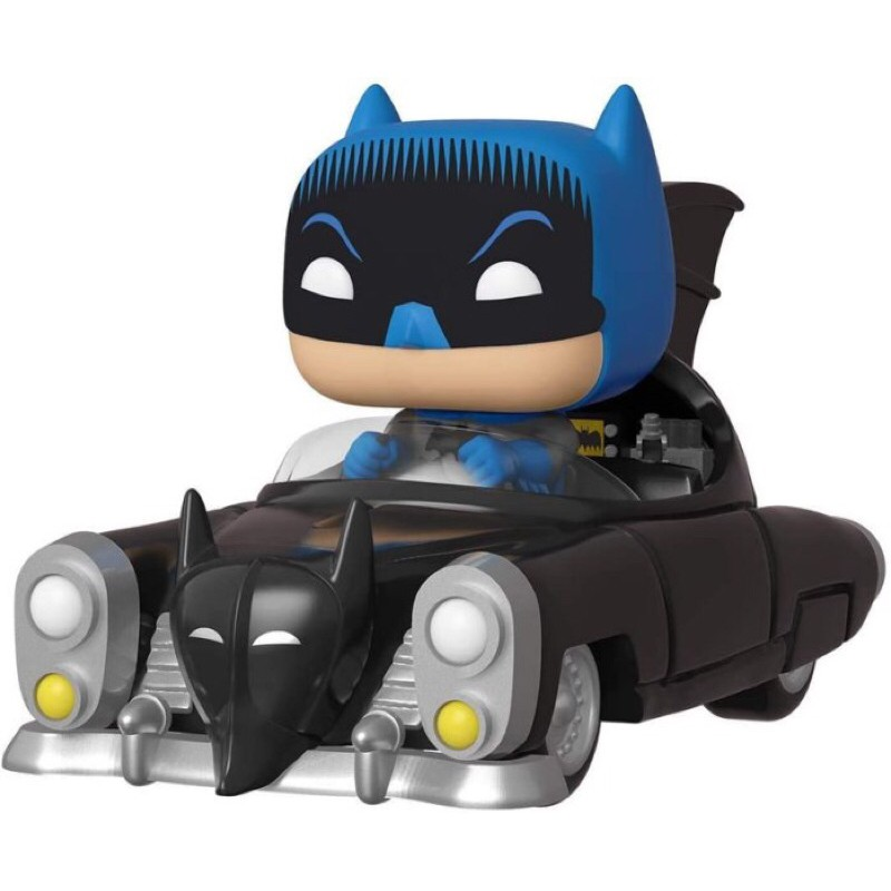 Funko POP! Rides 277 Batman 80th 1950 Batmobile 蝙蝠俠 蝙蝠車 80週年