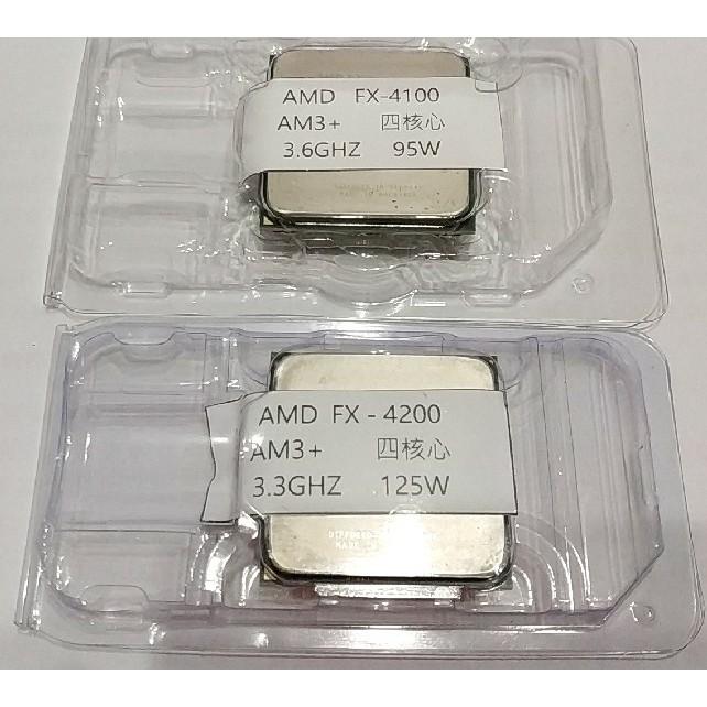 AMD FX 4100/FX 4200/FX 6300 中古测试良品