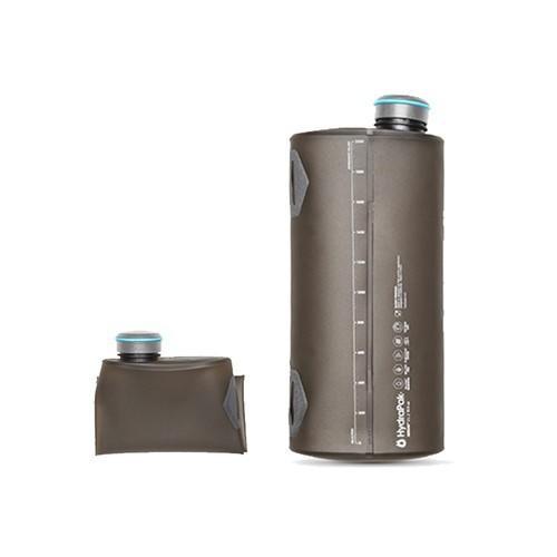 Hydrapak Seeker 2L/3L/4L 可收折輕量水袋 & katadyn befree濾心