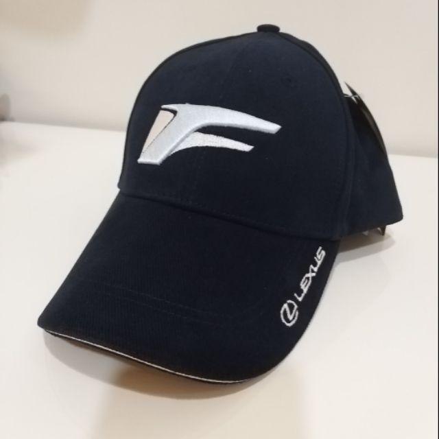 LEXUS ,F系列 厚棉帽 ,外出帽,運動帽子  Lexus 原廠正品 自售 質感,送禮, 黑色藍色各一頂, 可面交