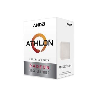 AMD Athlon 3000G 雙核/ 4緒 處理器 CPU 可搭板子 臺南市