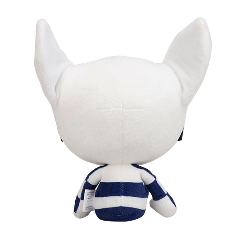 《東京奧運紀念物》2020東京奧運會吉祥物毛絨玩具公仔miraitowa日本奧運紀念品娃娃