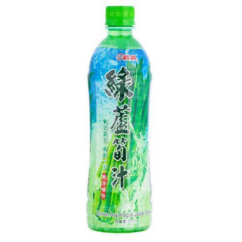 親親綠蘆筍汁530ml*4【愛買】