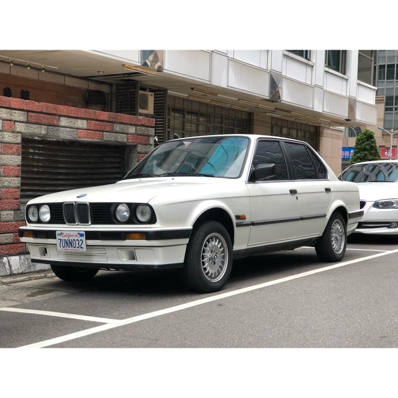 經典BMW E30 318 自排