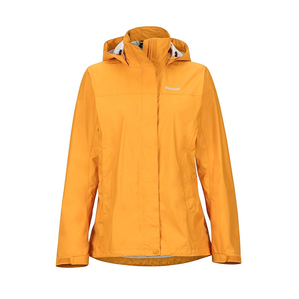 【Marmot 美國】Wm's PreCip Jacket 防水透氣外套 金色的眼睛 46200