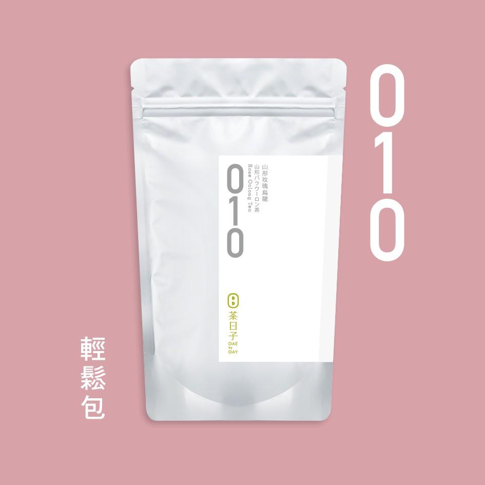 【茶日子】Dae 010 山形玫瑰烏龍 輕鬆包