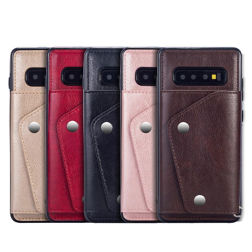 Samsung Galaxy Note10+ Note10 Note9 Note8 保護殼相片層插卡背蓋手機殼(含掛繩)
