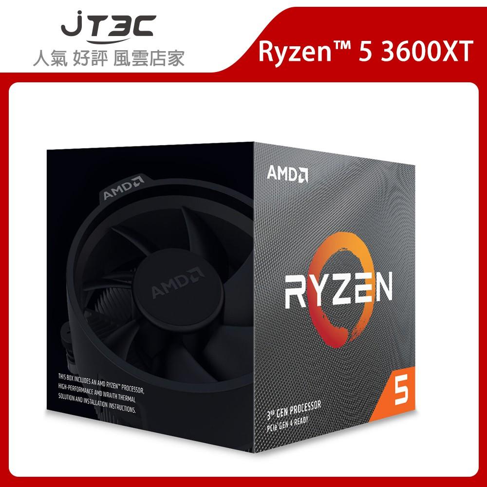 AMD Ryzen 5 3600XT 處理器 (0730143312646)