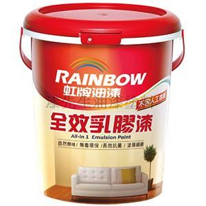 ★漆先生★ 虹牌全效乳膠漆5加侖