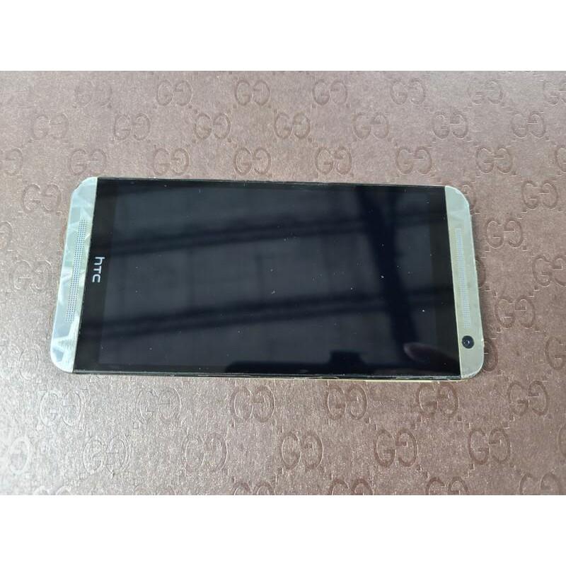 (韻3) 故障手機 HTC One E9 /E9x /會過電不開機/螢幕目視無破/零件機