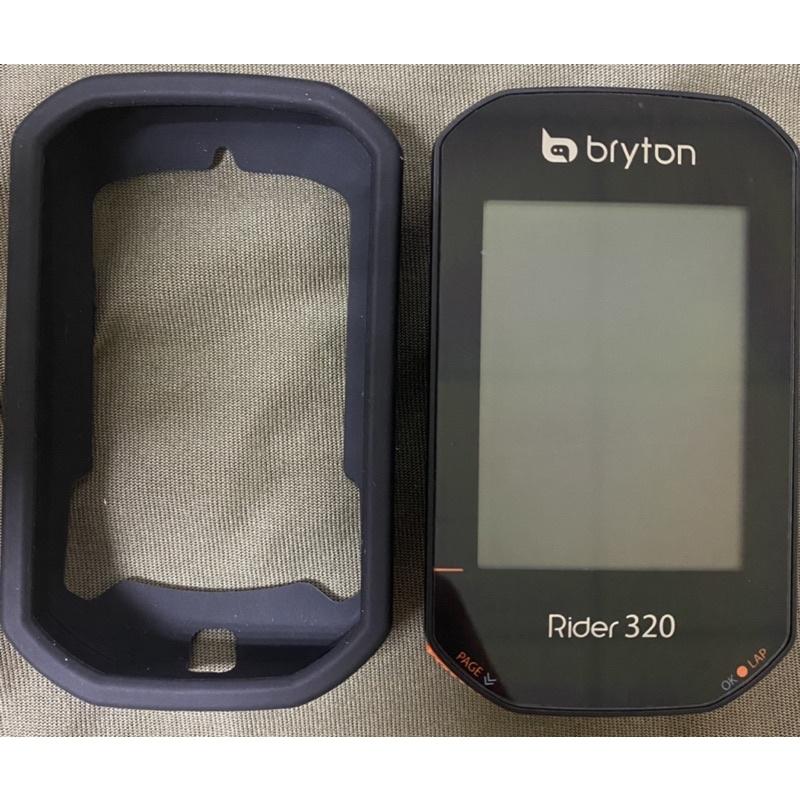 Bryton Rider 320 與 Bryton 踏頻