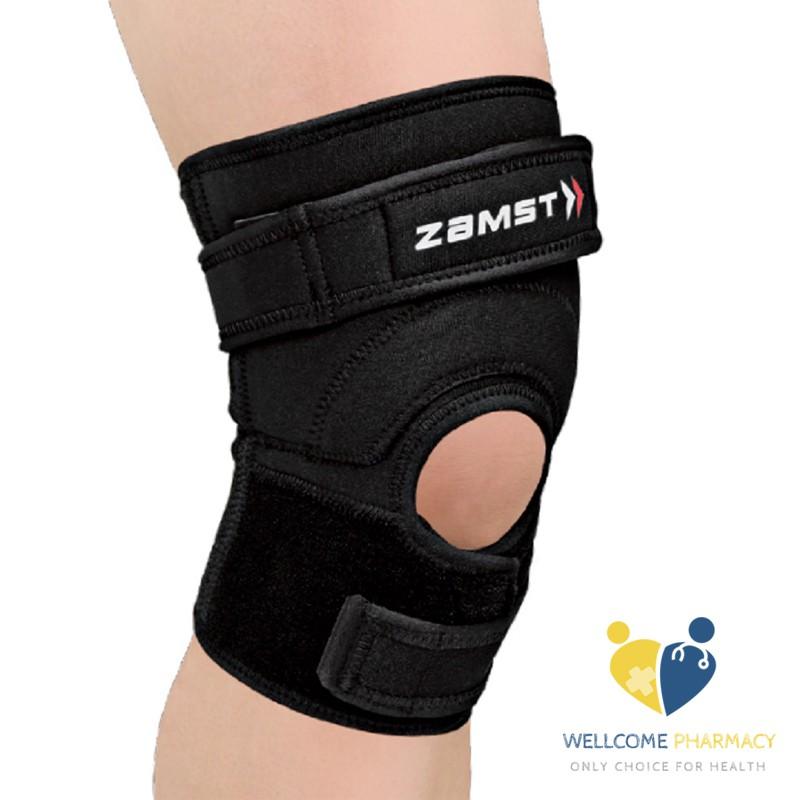 ZAMST JK-2 中度防護膝蓋護具(S~3L)原廠公司貨 唯康藥局