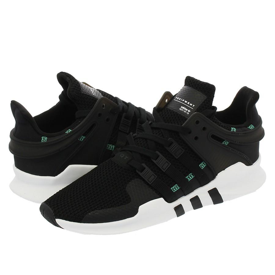 online retailer e4013 aab82 Adidas EQT ADV 黑綠 CQ3006