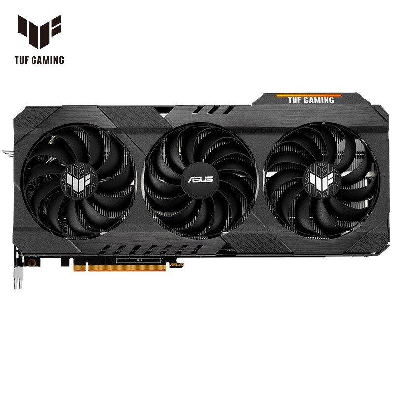 華碩 ASUS TUF-RX6800XT-O16G-GAMING AMD Radeon RX 6800 XT 遊戲顯卡