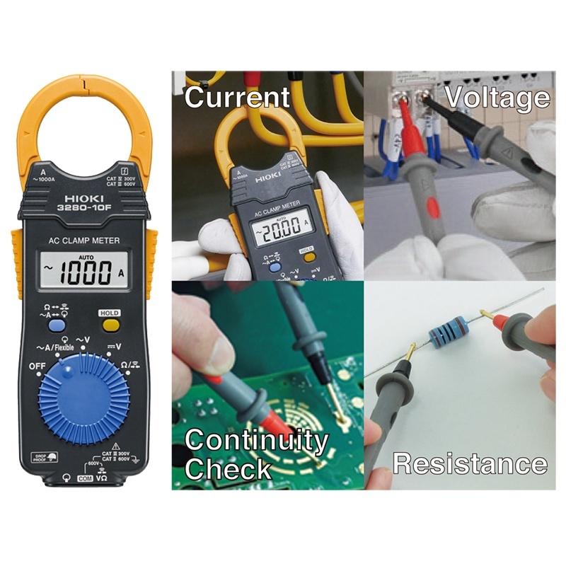 HIOKI 3280-10F 超薄型交流鉤錶 電流勾表 鉤表 鈎表 日本公司貨 保固三年