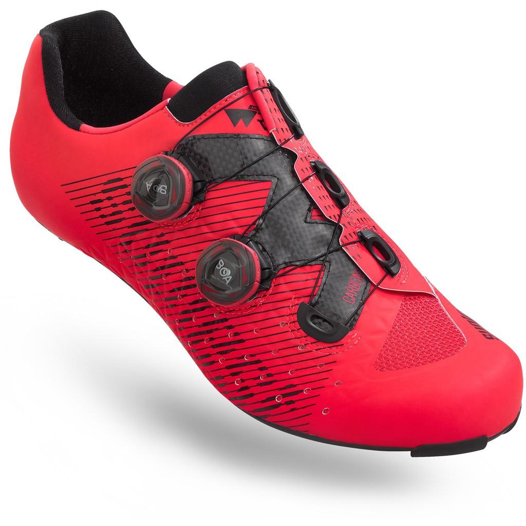 小熊卡鞋 Suplest Edge 3 Pro 紅色 一級碳纖底BOA雙旋鈕