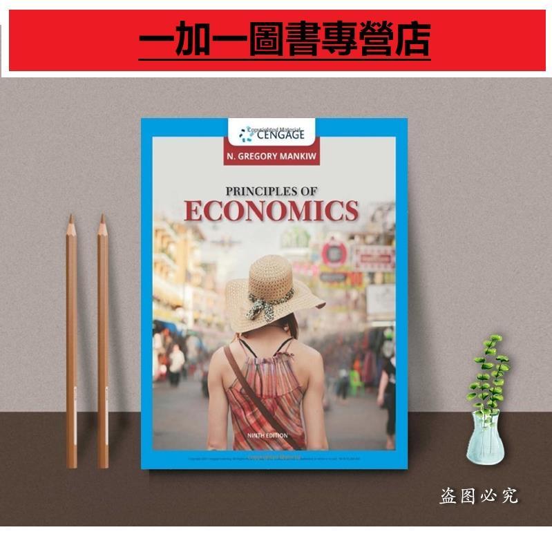 全新//Principles of Economics 9th Edition