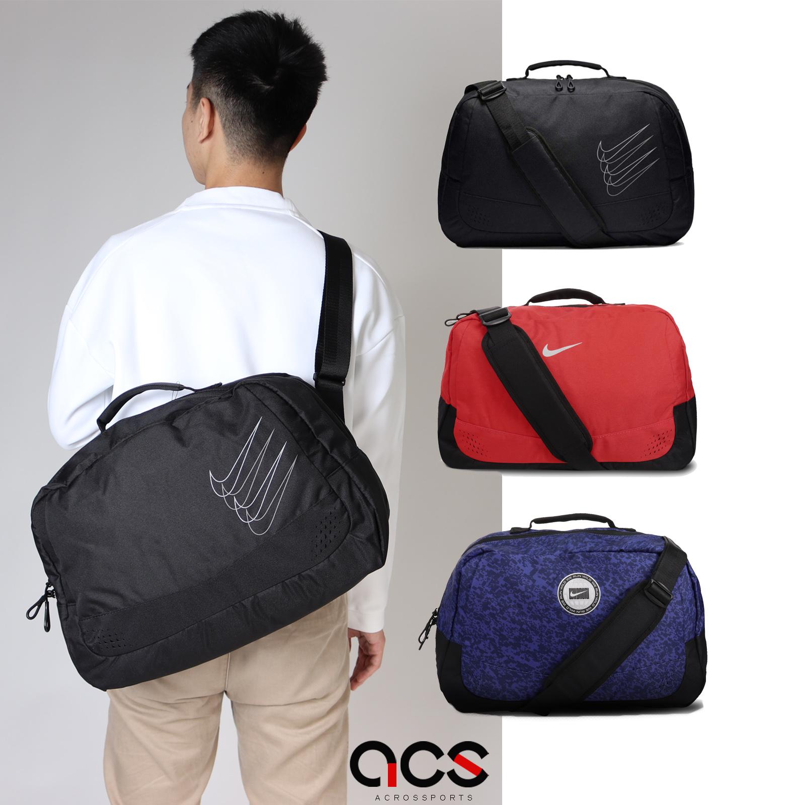 Nike 行李袋 Run Minimal Bag 男女款 運動休閒 斜背包 健身 重訓 多功能 行李袋 任選 【ACS】