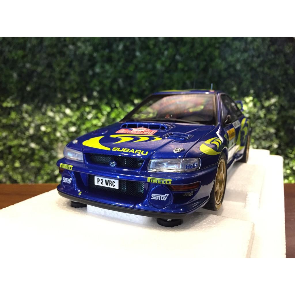 1 / 18 Autoart Subaru Impreza Wrc