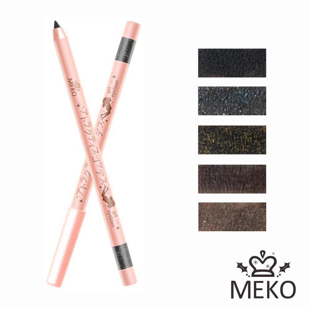 MEKO 電眼女神防水眼線膠筆(共5色)