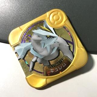 現貨 Pokémon tretta 第八彈 U2-XX 酋雷姆 金卡 冰龍 究極等級 彰化縣