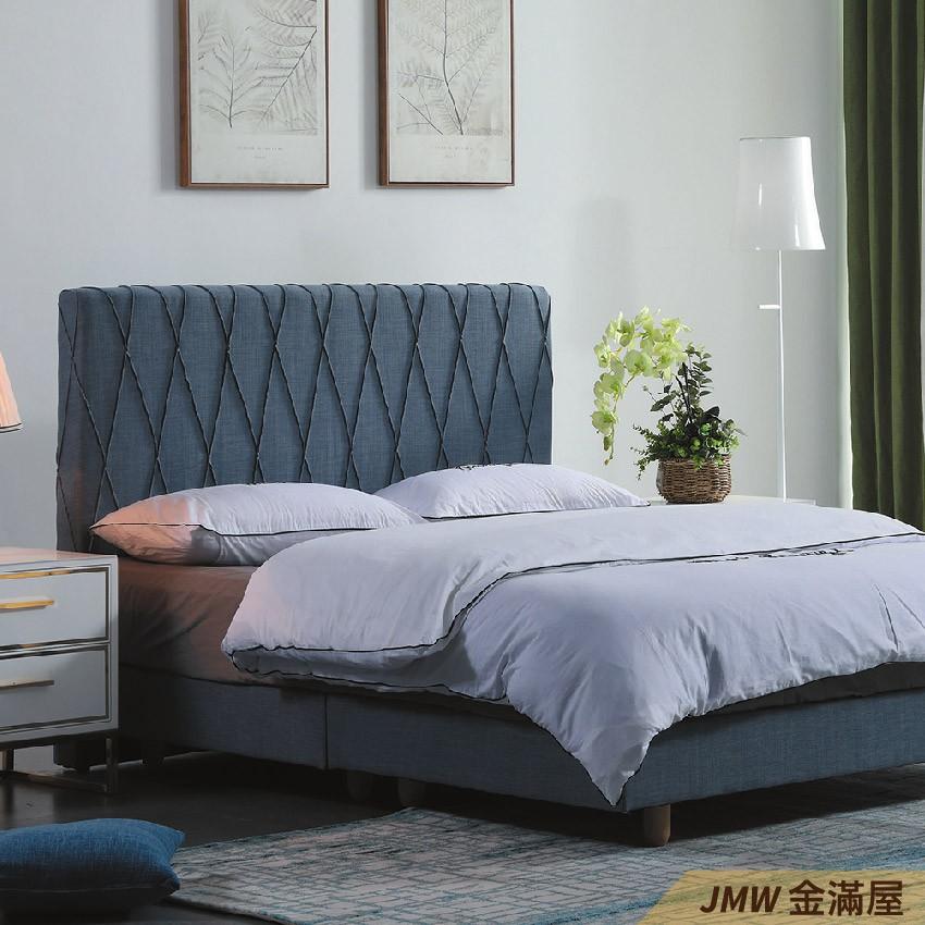 [免運]標準雙人5尺 床底 單人床架 高腳床組 抽屜收納 臥房床組【金滿屋】E163-2