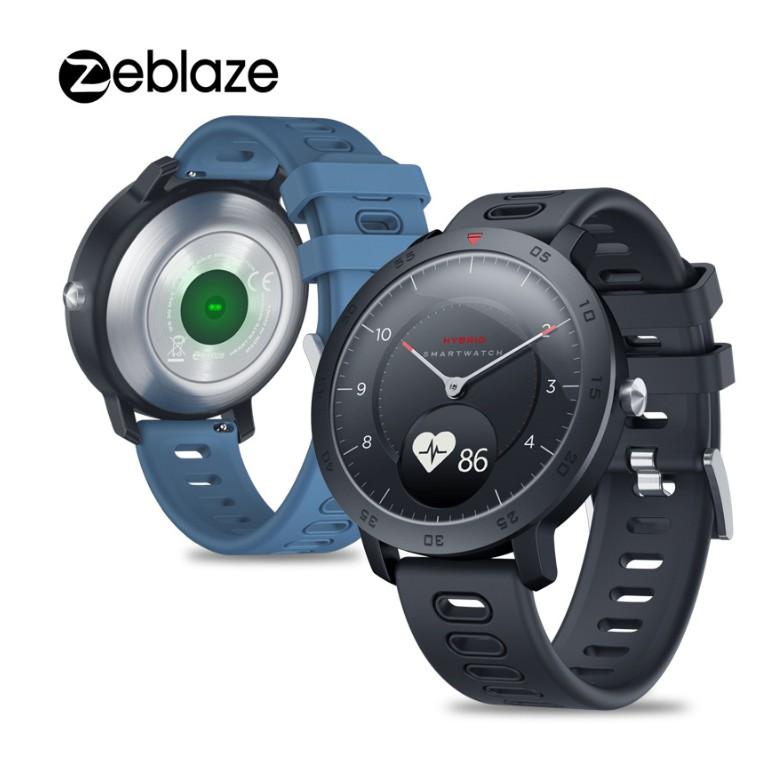 新品 Zeblaze Hybrid混動智能手表 手環 機械表 超長待機 防水心率血壓 防水智慧手環 智能手環 智慧手環