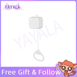 Yayala 拉線音樂盒繩音樂運動嬰兒睡眠用品兒童禮物早教玩具
