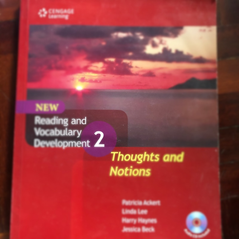 Cengage learning reading and vocabulary development 2