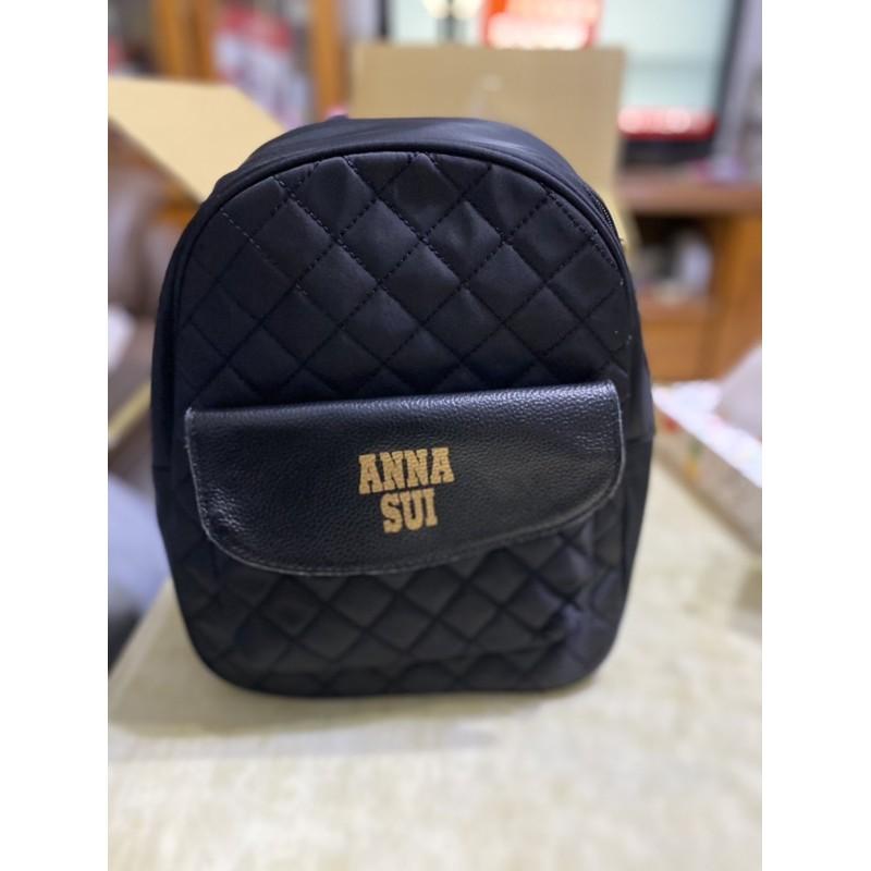 ⭐️Anna Sui菱格時尚背包⭐️