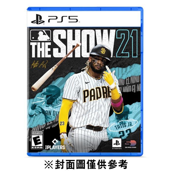 【PS5】美國職棒大聯盟 21 MLB The Show 21《英文版》