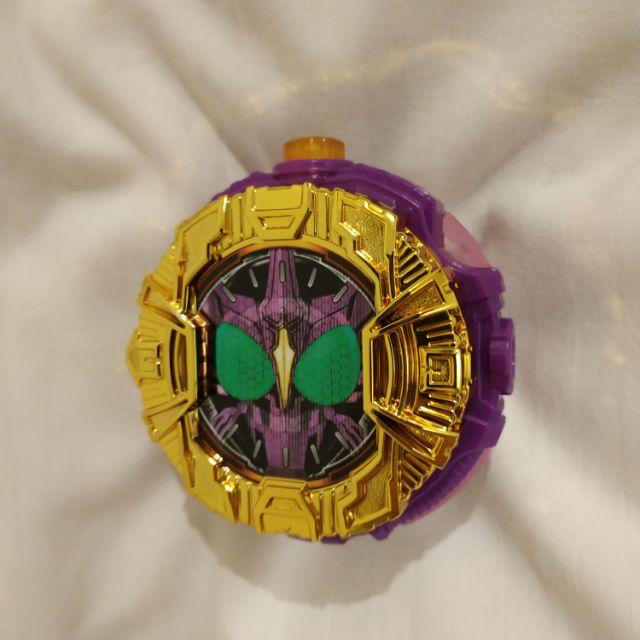☆特攝☆日版假面騎士ZI-O GP手錶金OOO銀鎧武限定版扭蛋(扭蛋轉蛋)